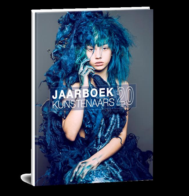 Kunstjaarboek 2020 verschijnt in november
