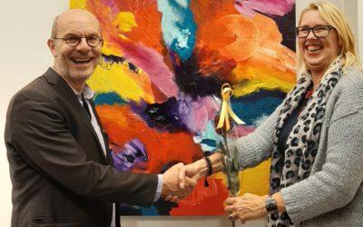 Opening nieuwe galerie Alphen Art