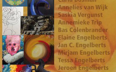 Persbericht: Uitnodiging expositie Galerie Alphen Art